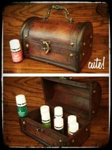 case oils