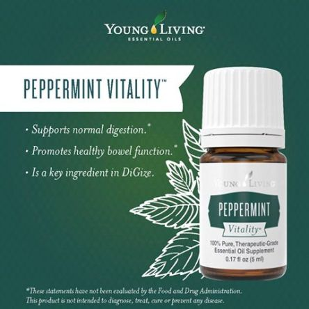 Peppermint vitality microcompliant