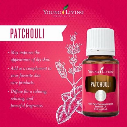 Patchouli microcompliant