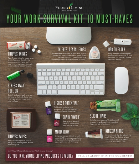 Work survival kit