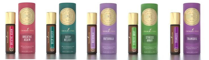 Roll On Blends From Young Living Essential Oil Obsessed