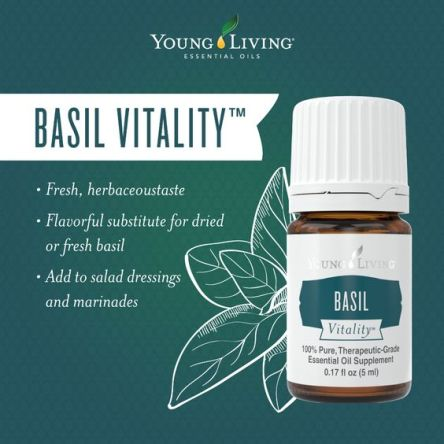 Basil vitality microcompliant