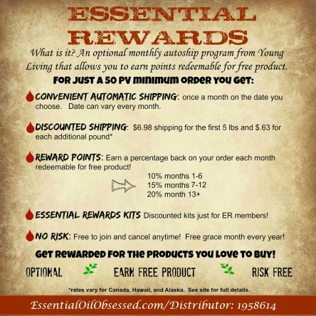 Essential Rewards graphic