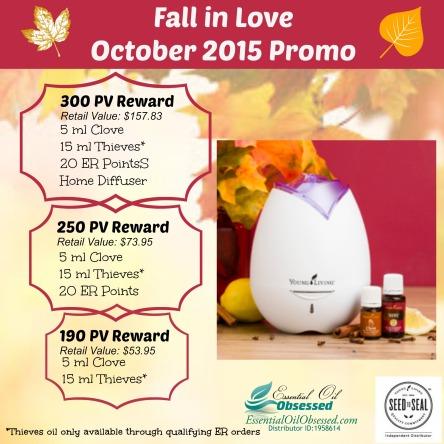 Oct 2015 Promo