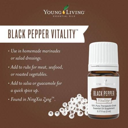 black pepper micro compliant