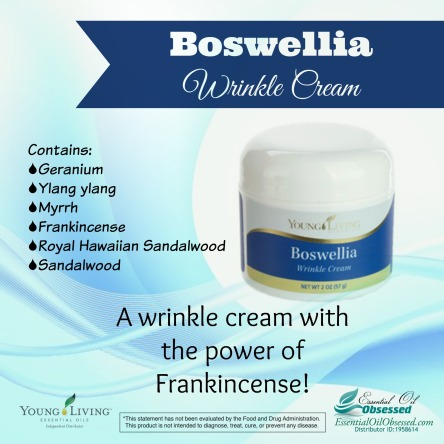 boswellia wrinkle cream