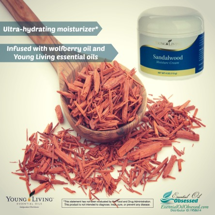 sandalwood moisturizer