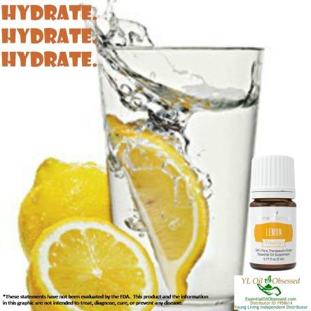 singles lemon hydrate