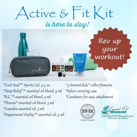 active and fit