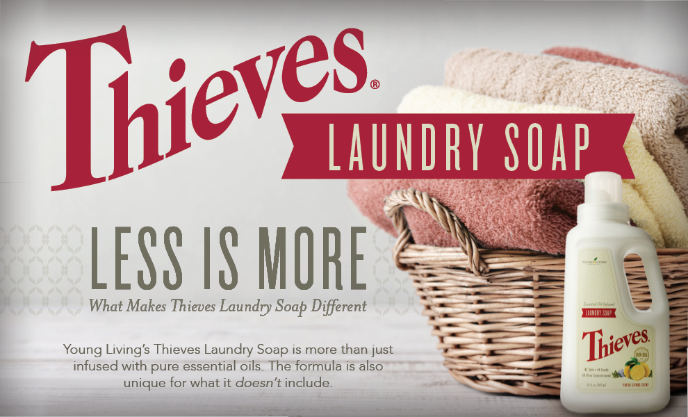 Thieves 174 Laundry Soap Essential Oil Obsessed