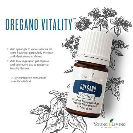 oregano vitality