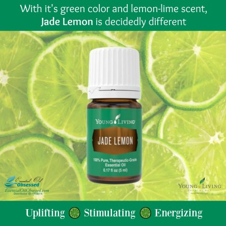 jade lemon aromatic