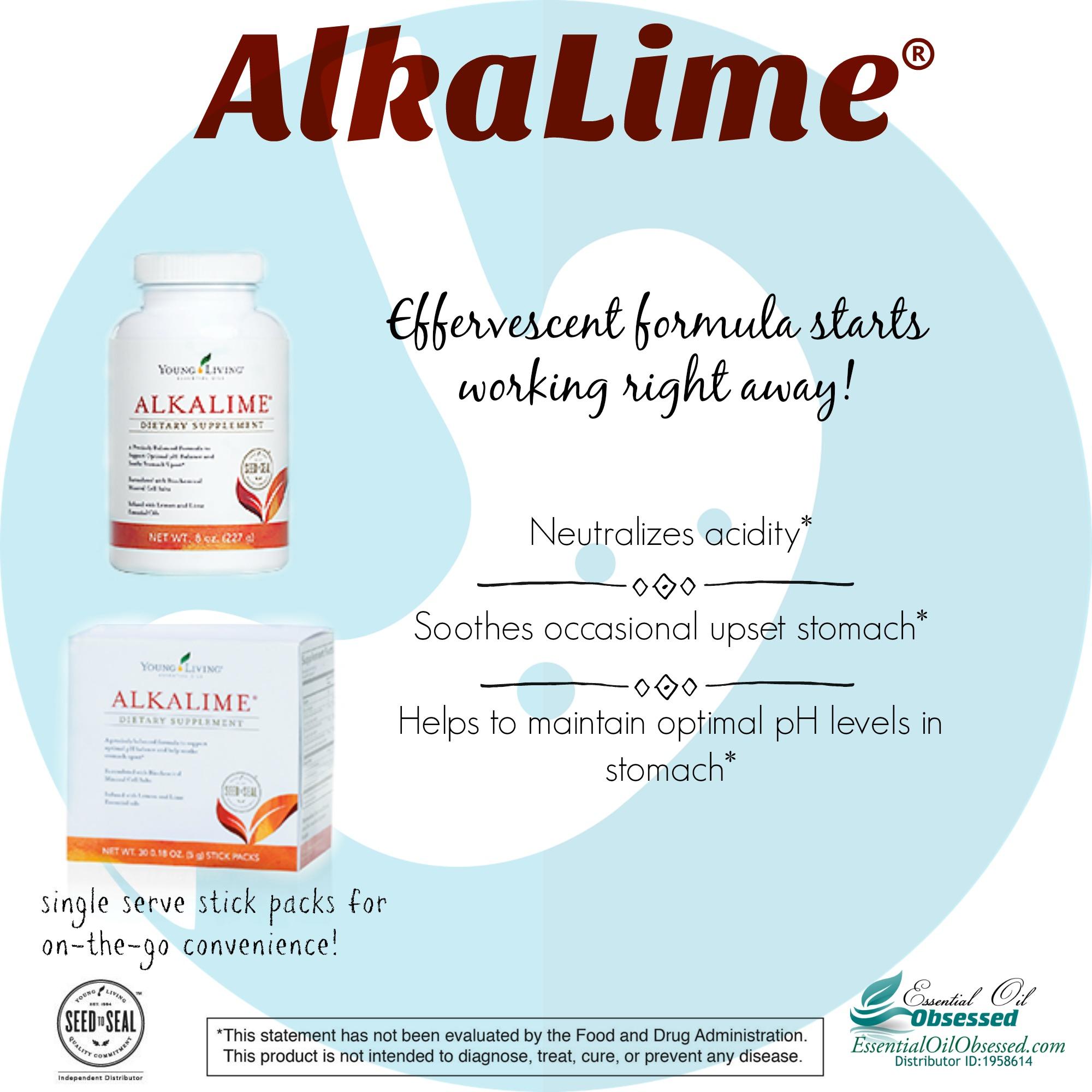 AlkaLime® supplement