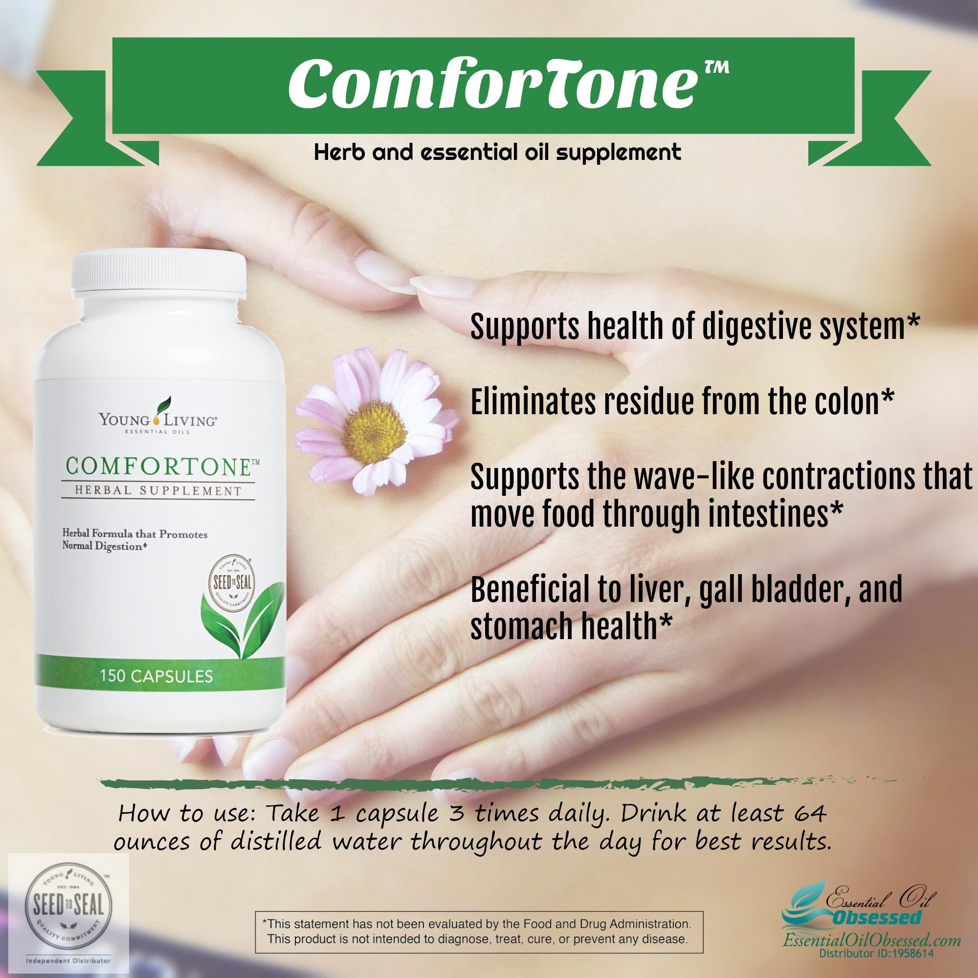 ComforTone® Capsules