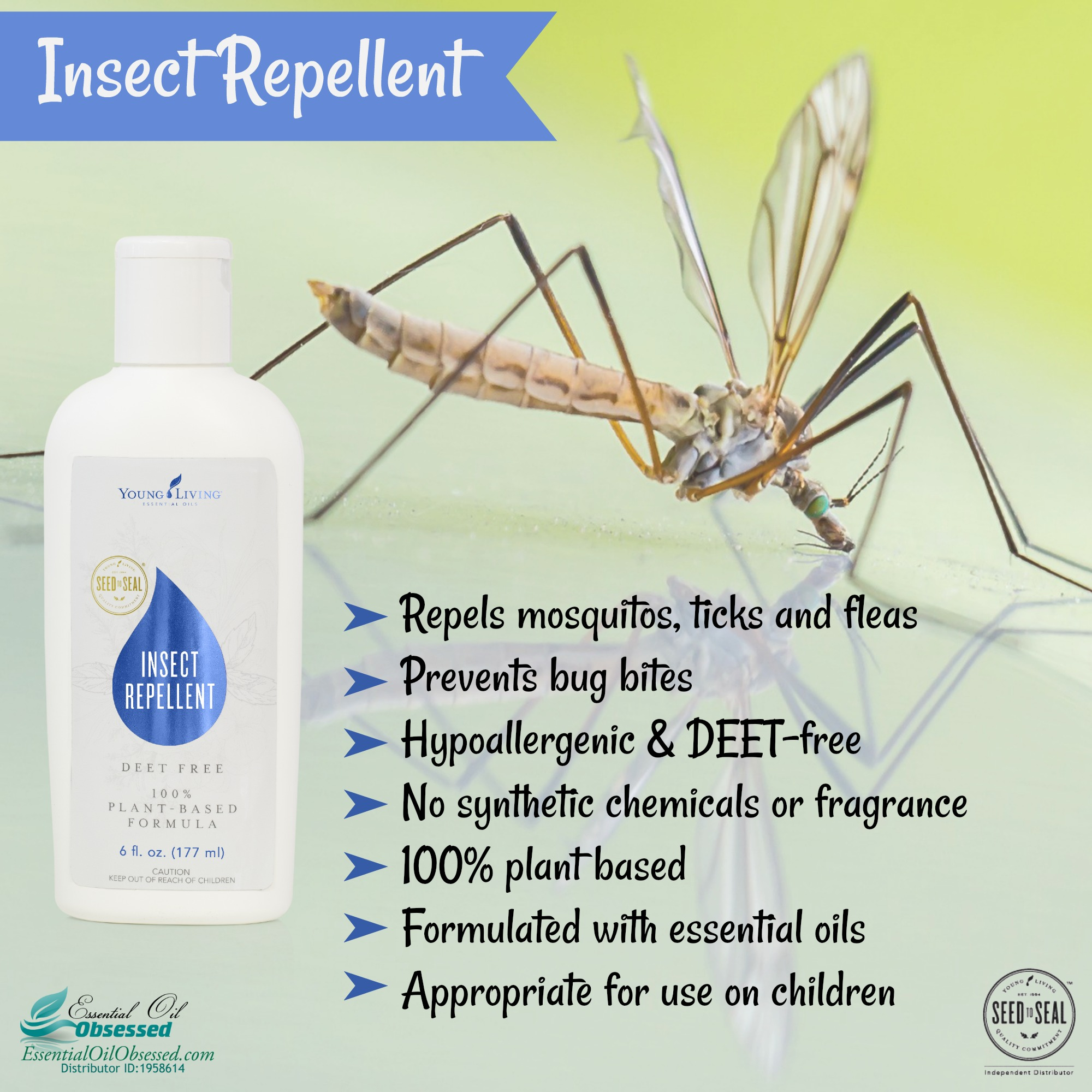 Insect Repellent by Young Living