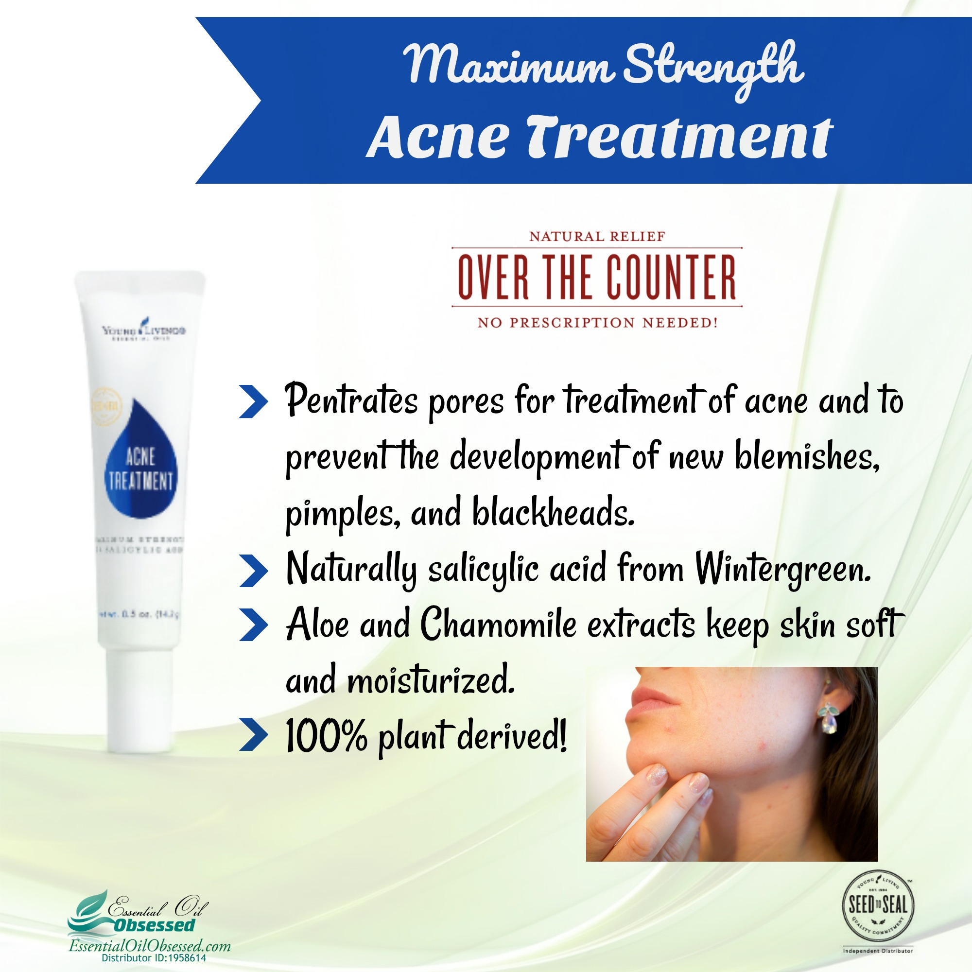 Maximum Strength Acne Treatment by Young living