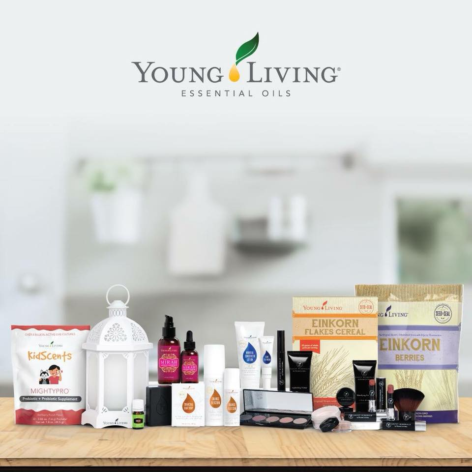 Young Living Convention 2018 – New Products!