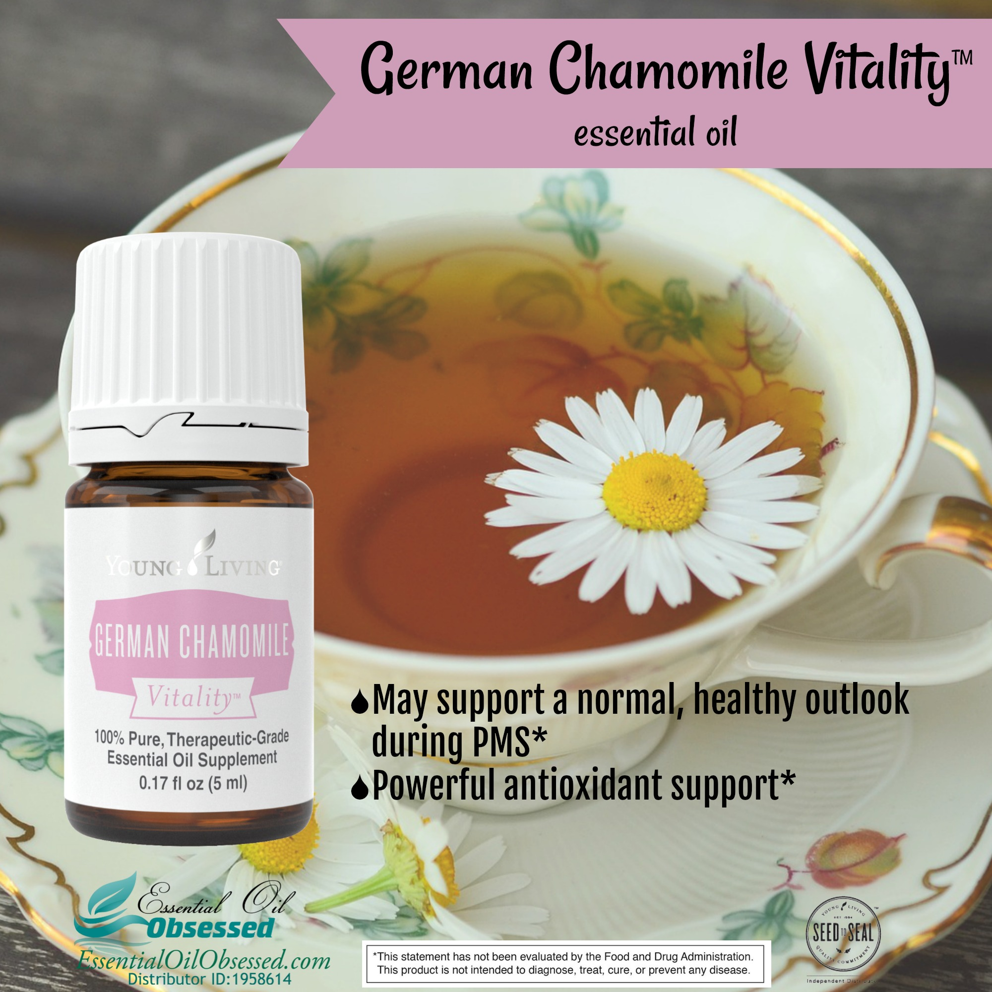 German Chamomile Vitality™
