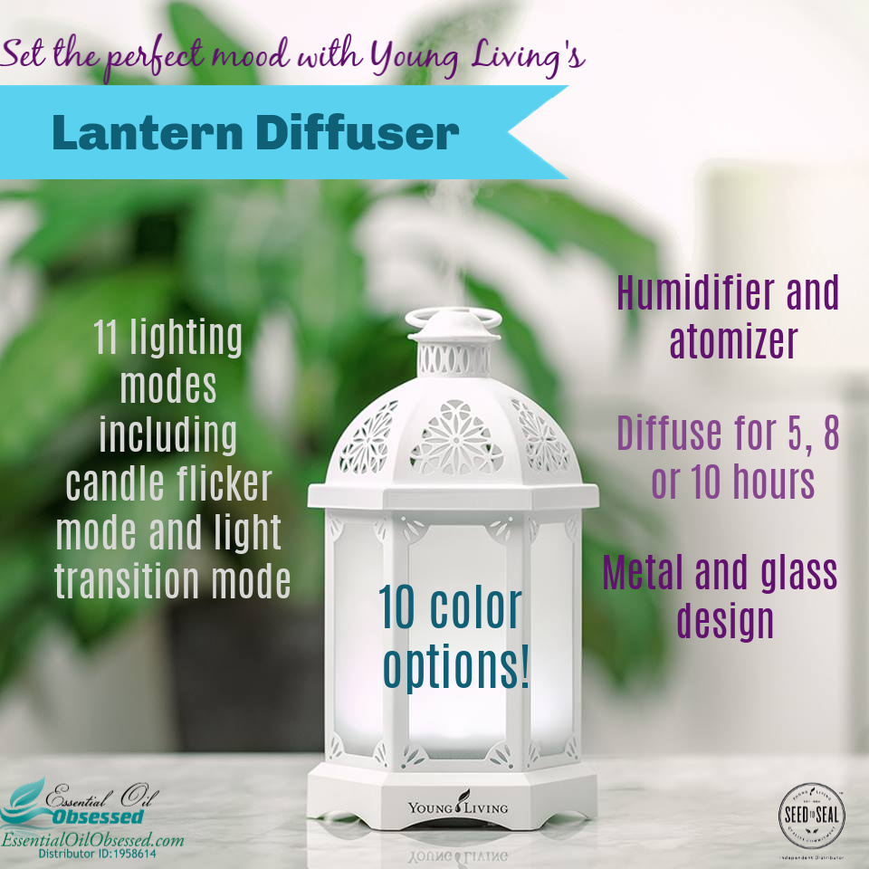 Lantern Diffuser by Young Living