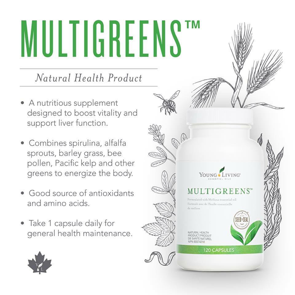 MultiGreens™ dietary supplement
