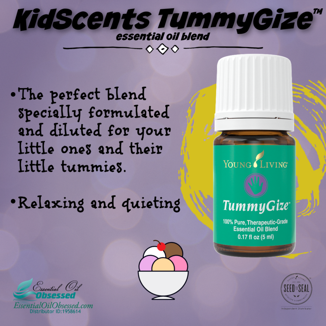 KidScents TummyGize™ essential oil blend