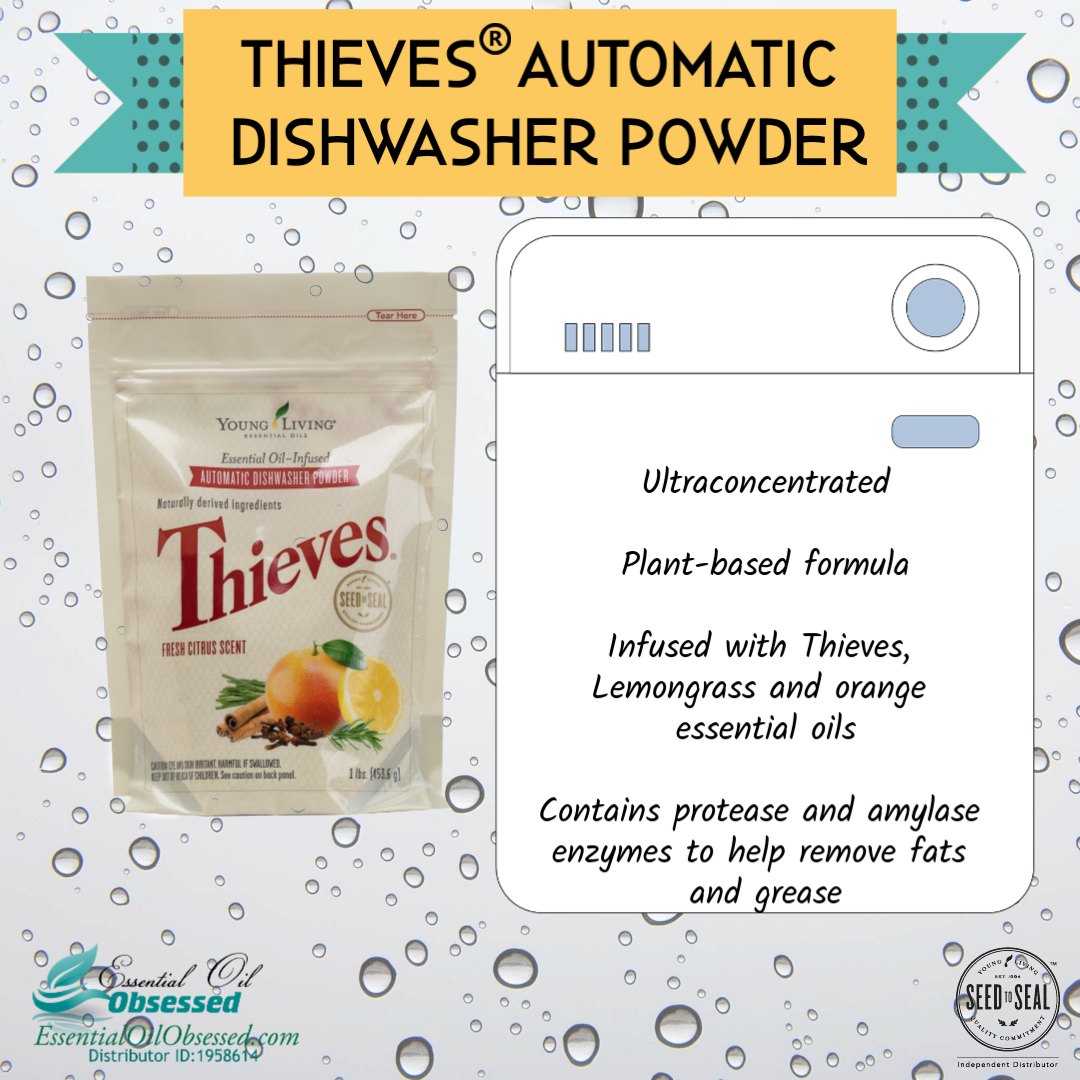 Thieves® Automatic Dishwasher Powder