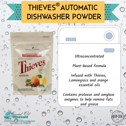 Thieves Automatic Dishwashing Powder