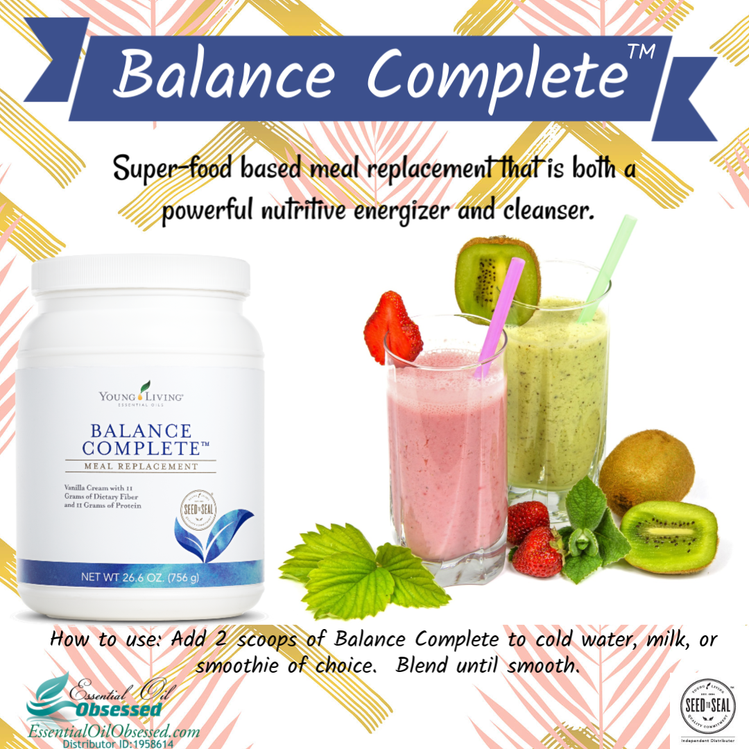 Balance Complete™ meal replacement