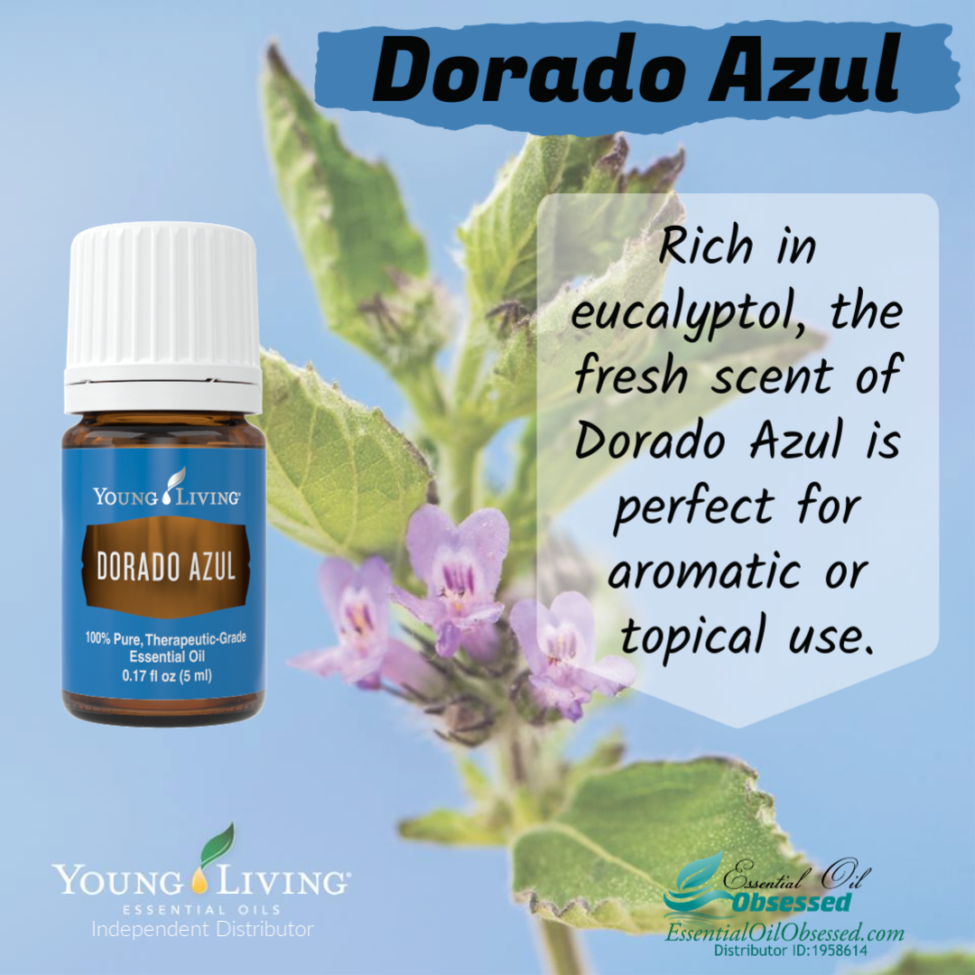 Dorado Azul™ Essential oil