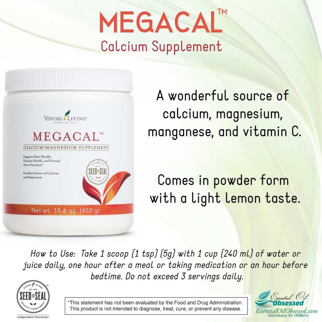 MEGACAL™ calcium supplement