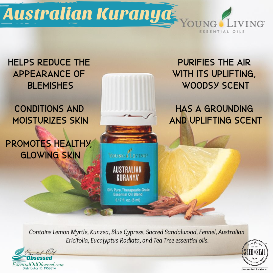 Australian Kuranya™ essential oil blend